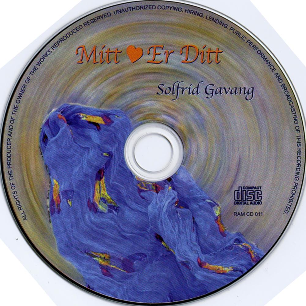 Mitt Hjerte CD 2