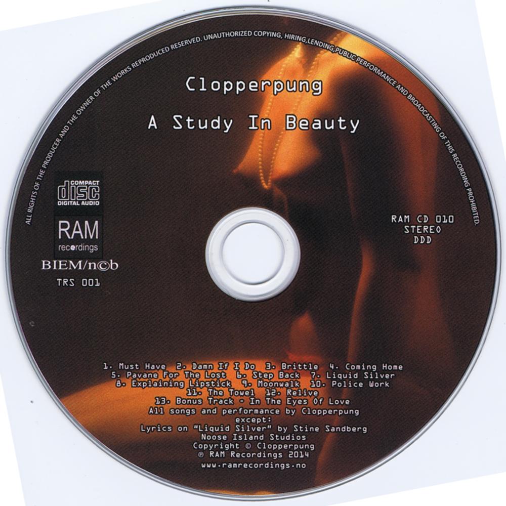 a studiy in beauty CD