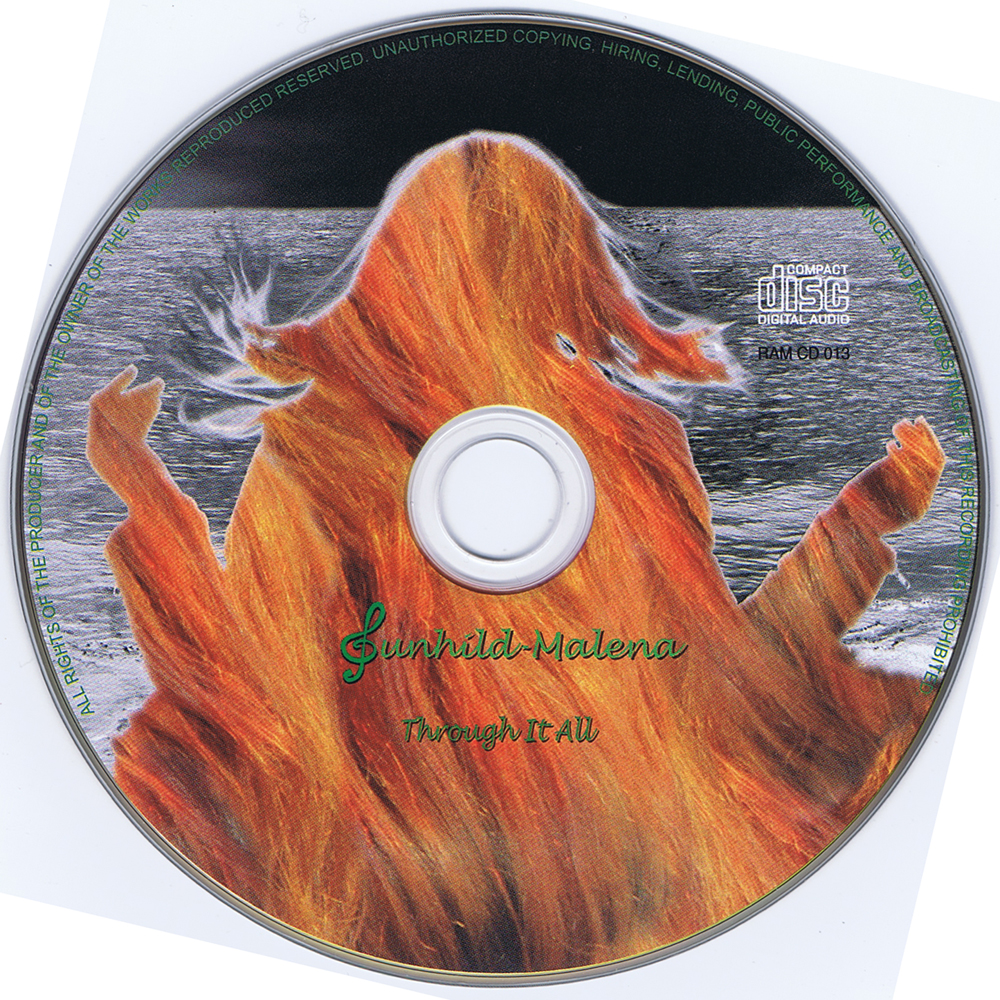 Through It All CD